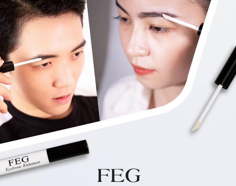 Serum dưỡng mày FEG đến từ thương hiệu đình đám